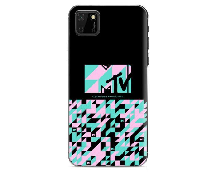 OEM Slim Fit Back Case MTV Θήκη Σιλικόνης Black (Huawei Y5P / Honor 9s)