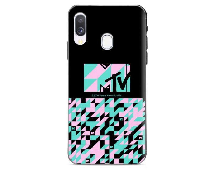 OEM Slim Fit Back Case MTV Θήκη Σιλικόνης Black (Samsung Galaxy A20e)
