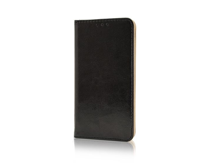 Smart Modus Book Case με Δυνατότητα Stand - Θήκη Πορτοφόλι Μαύρη (ZTE Blade V7 Lite)