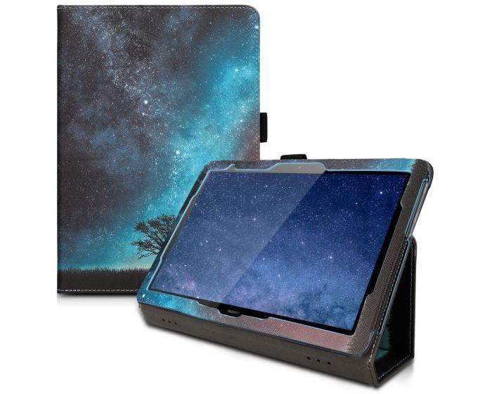 KWmobile Θήκη Folio Stand Case (46111.03) Cosmic Nature (Huawei MediaPad T5 10.1'')
