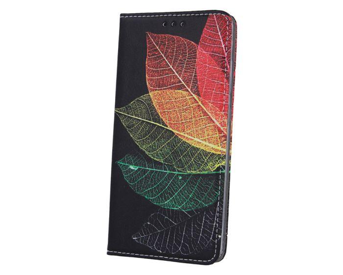 Smart Trendy Magnet Wallet Case Θήκη Πορτοφόλι με δυνατότητα Stand Plants 2 (Samsung Galaxy A32 4G)