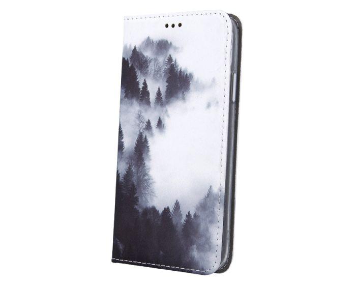 Smart Trendy Magnet Wallet Case Θήκη Πορτοφόλι με δυνατότητα Stand Forest 2 (Samsung Galaxy S20 FE)