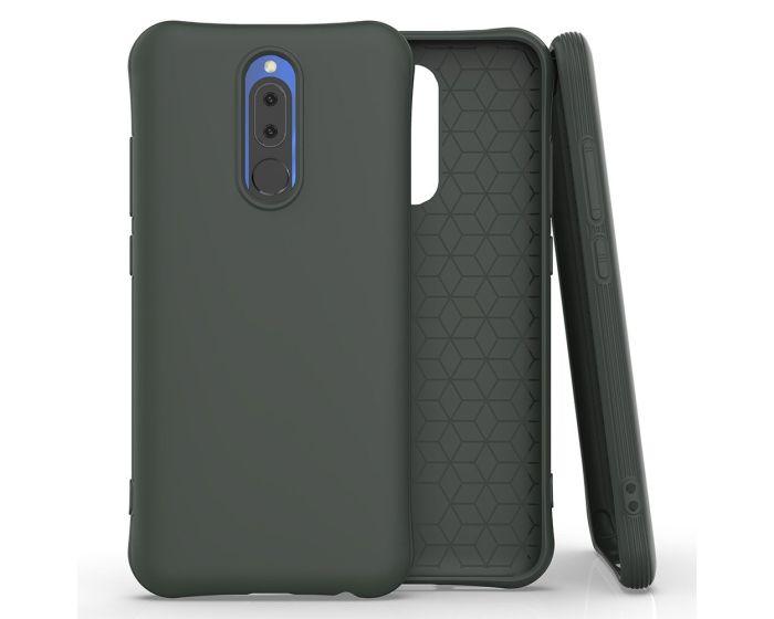 Soft Color Flexible Gel Silicone Case Θήκη Σιλικόνης Dark Green (Xiaomi Redmi 8)