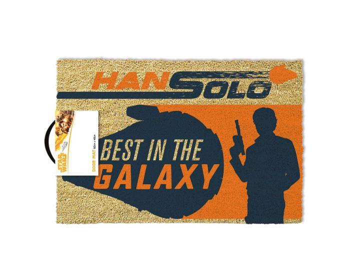 Solo: A Star Wars Story (Best In The Galaxy) Door Mat - Πατάκι Εισόδου 40x60cm