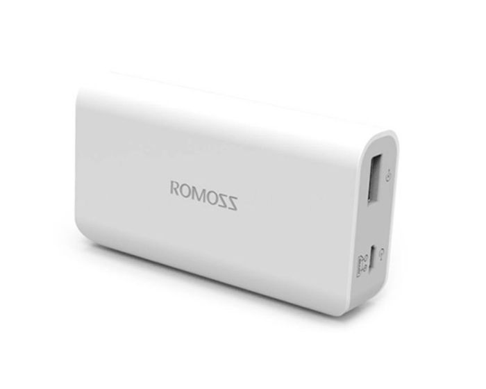 ROMOSS Solo 2 Εξωτερική Μπαταρία Power Bank 4000mAh