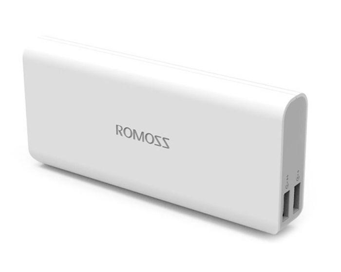 ROMOSS Solo 5 Εξωτερική Μπαταρία Power Bank 10000mAh