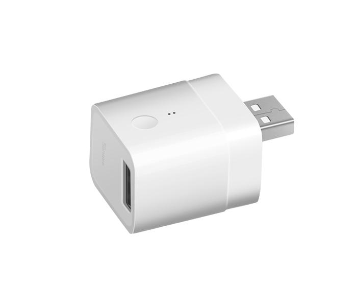 Sonoff Micro Wireless USB Smart Adaptor (M0802010006) Έξυπνος Αντάπτορας USB - Λευκό