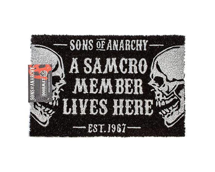 Sons of Anarchy (Samcro) Door Mat - Πατάκι Εισόδου 40x60cm
