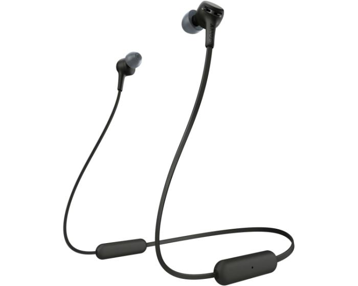 SONY Neckband (WI-XB400) Ασύρματα Ακουστικά Bluetooth - Black