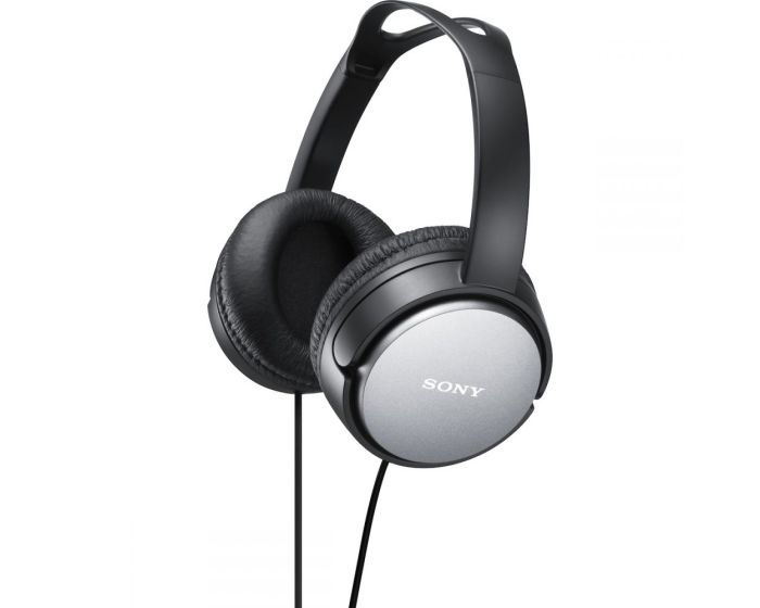 SONY Stereo Headphones (MDR-XD150) Ενσύρματα Ακουστικά - Black