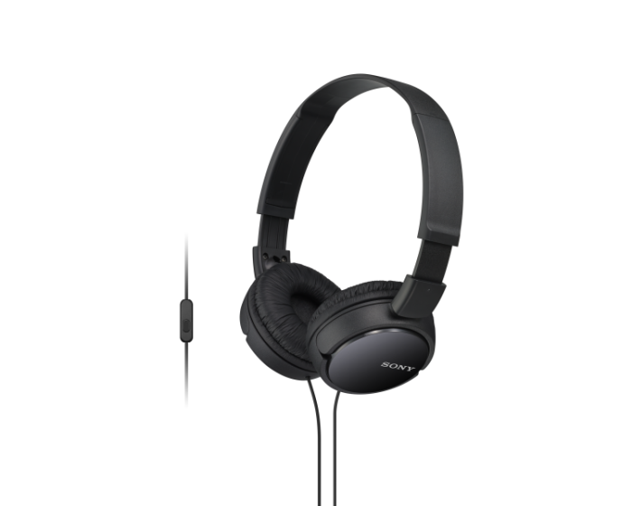 SONY Stereo Headphones (MDRZX110APB.CE7) Ενσύρματα Ακουστικά - Black