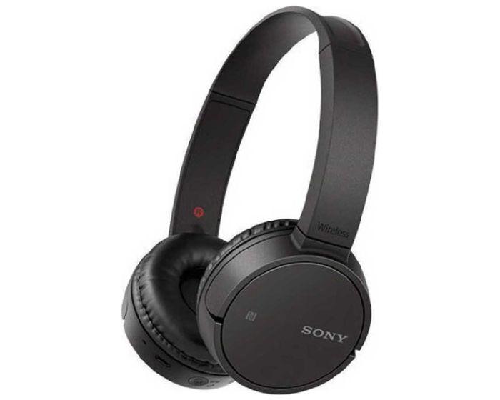 SONY Wireless Headphones (WH-CH500) Ασύρματα Ακουστικά Bluetooth - Black