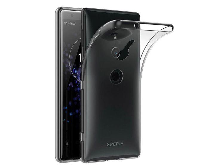 Ultra Slim 0.3mm Silicone Case Θήκη Σιλικόνης Διάφανο (Sony Xperia XZ3)