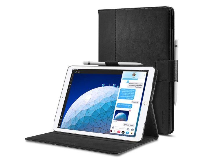 Spigen Stand Folio Case (073CS26322) Black (iPad Air 3 2019)