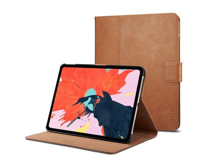 Spigen Stand Folio Case (068CS25647) Brown (iPad Pro 12.9'' 2018)