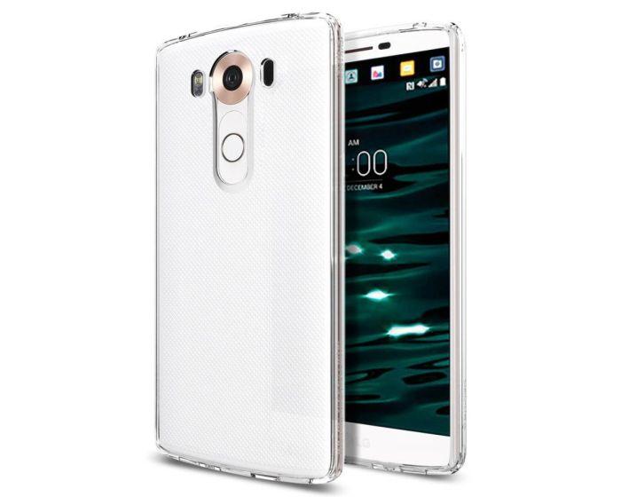 Spigen Ultra Hybrid Exact Fit (SGP11792) Crystal Clear (LG V10)