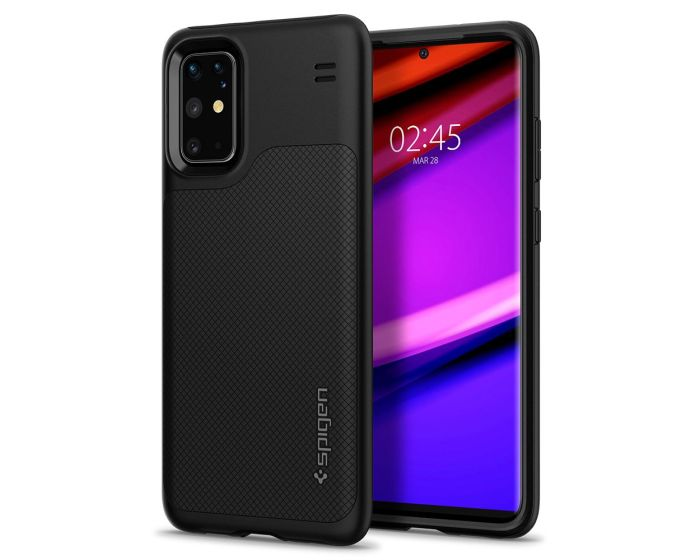 Spigen Hybrid NX Case (ACS00850) Matte Black (Samsung Galaxy S20 Plus)
