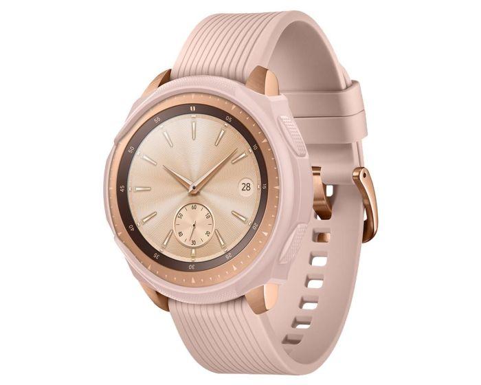 Spigen Liquid Air Case (600CS25050) Rose Gold Θήκη Σιλικόνης (Samsung Galaxy Watch 42mm)