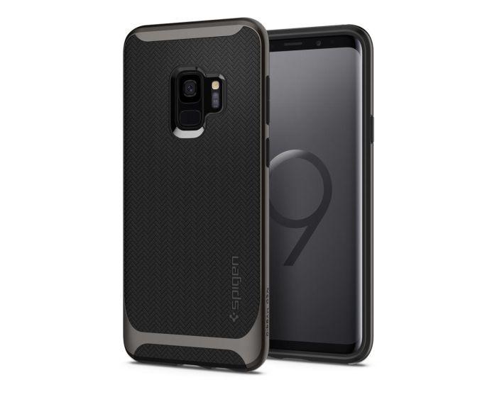 Spigen Neo Hybrid Case (592CS22856) Gunmetal (Samsung Galaxy S9)
