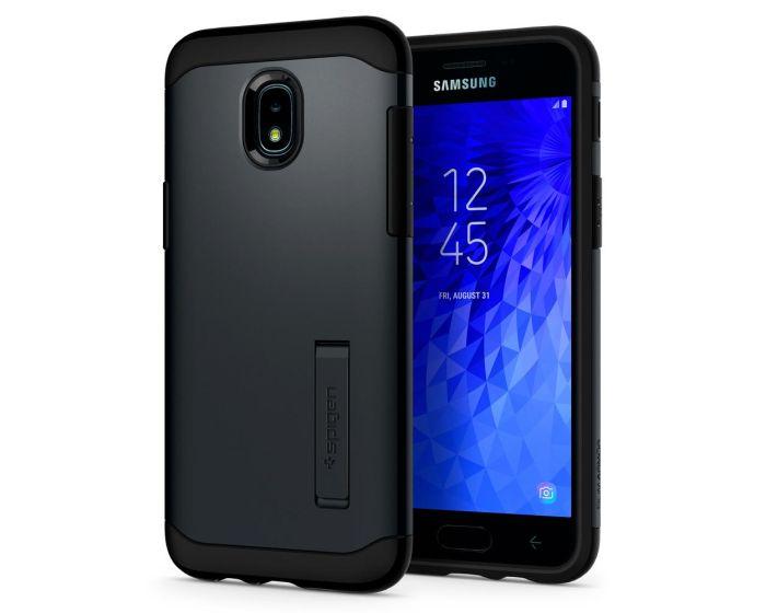 Spigen Slim Armor Case (594CS24018) Metal Slate (Samsung Galaxy J3 2018)