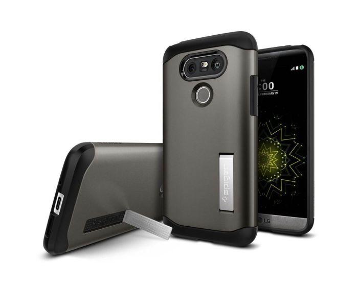 Spigen Slim Armor Case (A18CS20130) Gunmetal (LG G5)