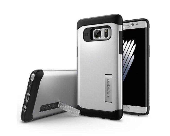 Spigen Slim Armor Case (562CS20379) Satin Silver (Samsung Galaxy Note 7)