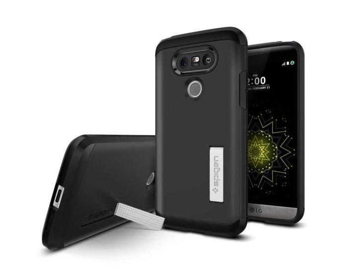 Spigen Tough Armor Case (A18CS20139) Black (LG G5)