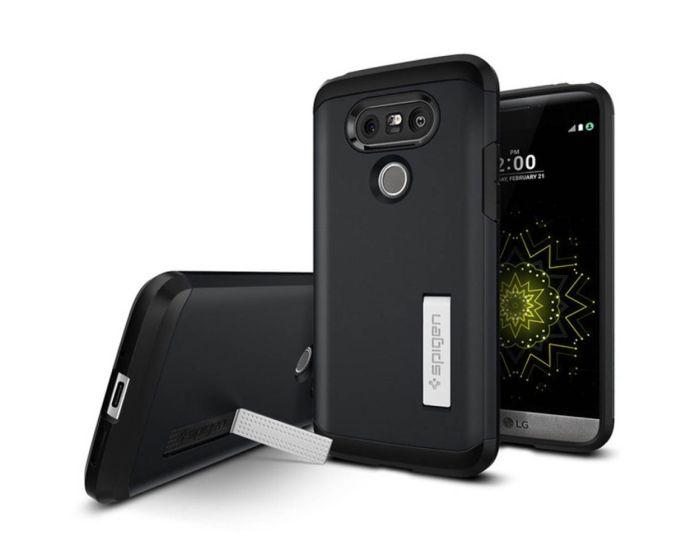 Spigen Tough Armor Case (A18CS20138) Metal Slate (LG G5)