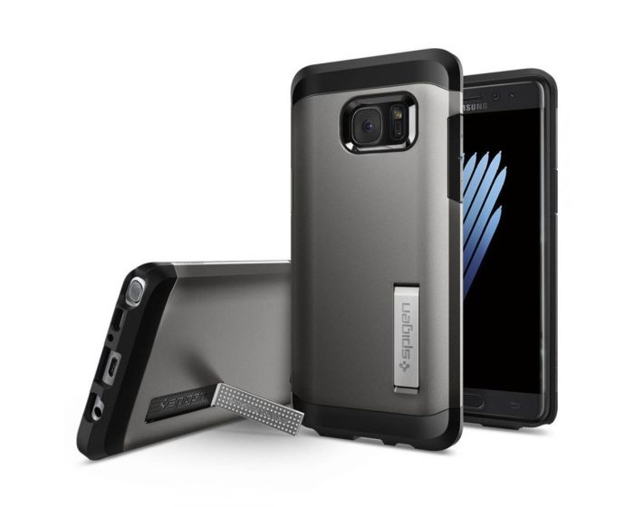 Spigen Tough Armor Case (562CS20559) Gunmetal (Samsung Galaxy Note 7)