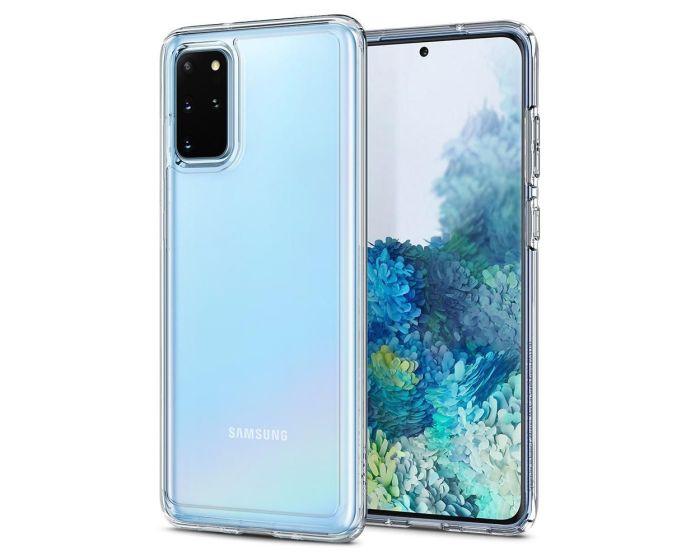 Spigen Ultra Hybrid Case (ACS00755) Crystal Clear (Samsung Galaxy S20 Plus)