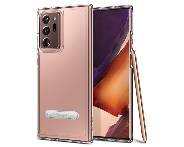 Spigen Ultra Hybrid S Case (ACS01395) Clear (Samsung Galaxy Note 20 Ultra)