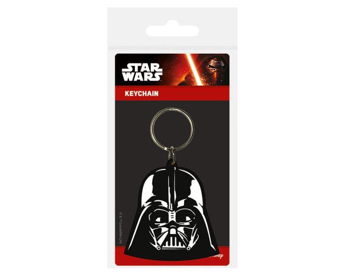 Star Wars (Darth Vader) Rubber Keychain - Μπρελόκ