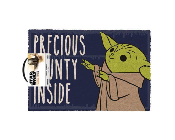 Star Wars The Mandalorian (Precious Bounty Inside) Door Mat - Πατάκι Εισόδου 40x60cm