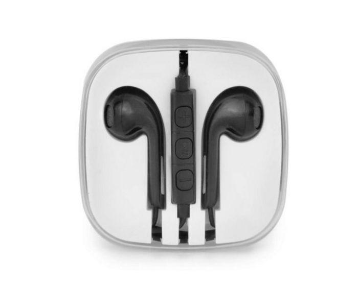 OEM Hands free Ακουστικά Earpods Type-C - Μαύρα