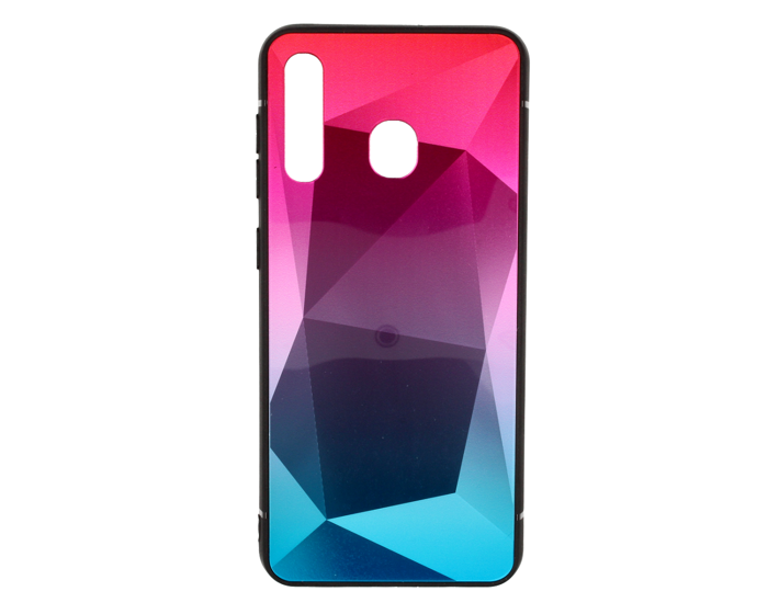 Stone Ombre Hard Case Pink / Blue (Huawei Mate 20 Lite)