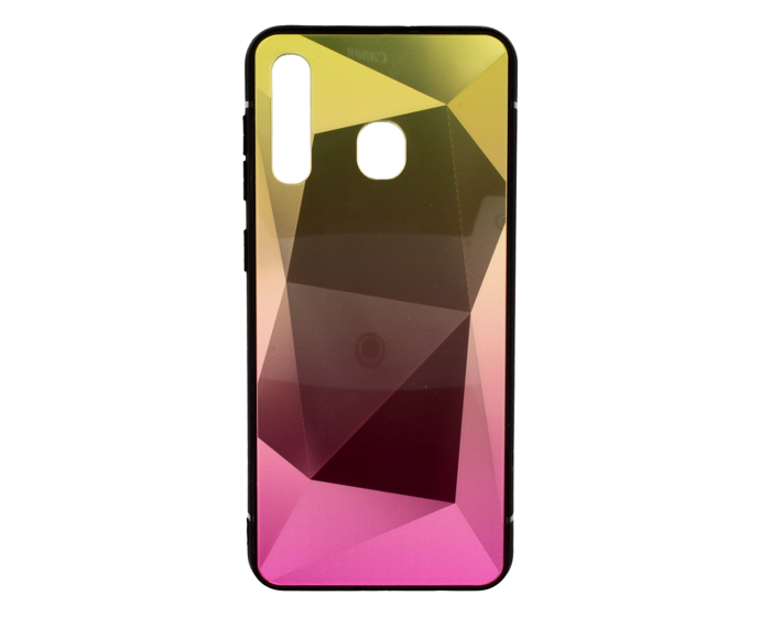 Stone Ombre Hard Case Pink / Gold (Huawei Mate 20 Lite)