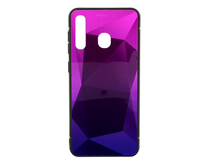 Stone Ombre Hard Case Pink / Purple (Huawei Mate 20 Lite)
