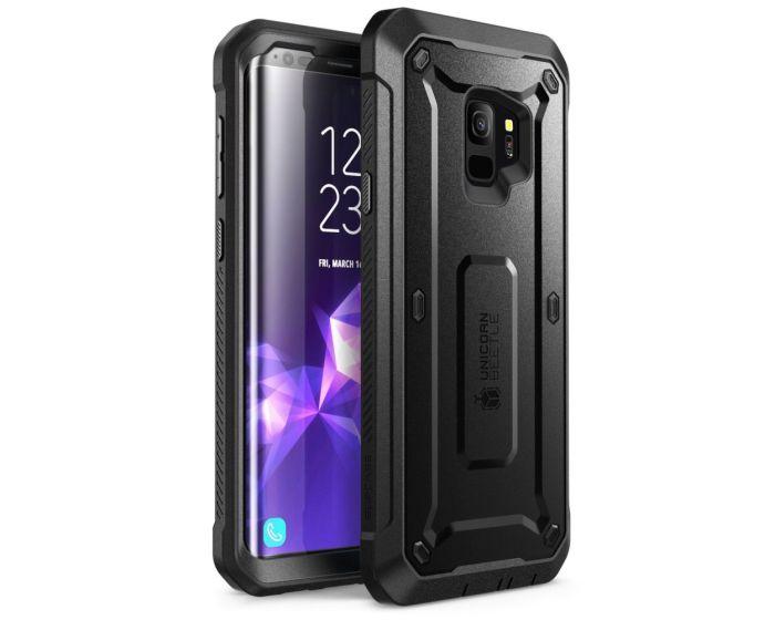 SUPCASE Ανθεκτική Θήκη Unicorn Beetle Pro - Black (Samsung Galaxy S9)