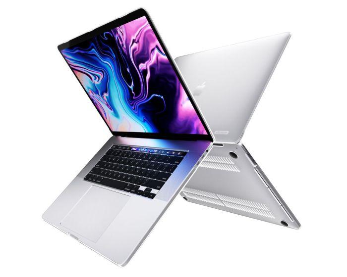 SUPCASE Hardshell Σκληρή Θήκη - Κάλυμμα Frost Clear (MacBook Pro 16 2019)