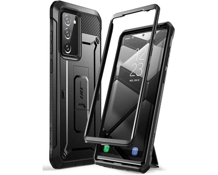 SUPCASE Ανθεκτική Θήκη Unicorn Beetle Pro - Black (Samsung Galaxy Note 20)