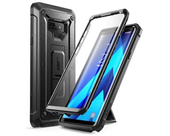 SUPCASE Ανθεκτική Θήκη Unicorn Beetle Pro - Black (Samsung Galaxy Note 9)
