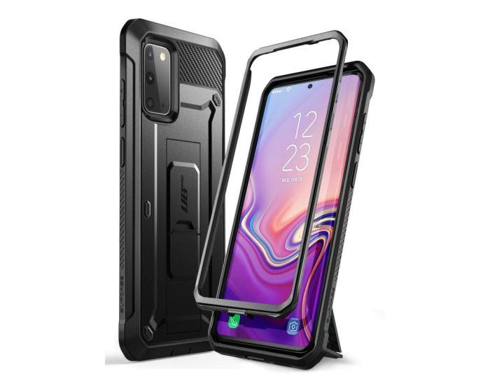 SUPCASE Ανθεκτική Θήκη Unicorn Beetle Pro - Black (Samsung Galaxy S20)