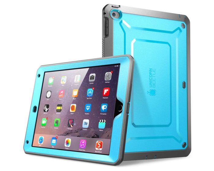 SUPCASE Ανθεκτική Θήκη Unicorn Beetle Pro - Blue / Black (iPad Air 2)