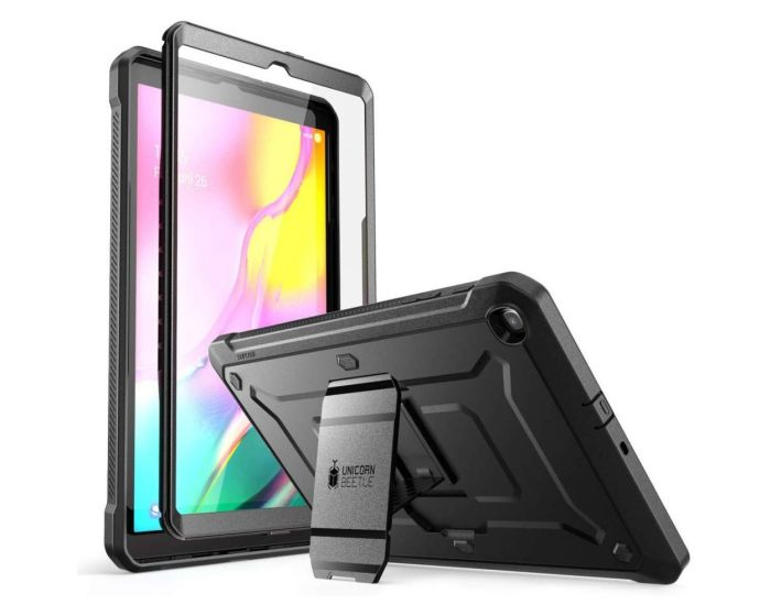 SUPCASE Ανθεκτική Θήκη Unicorn Beetle Pro - Black (Samsung Galaxy Tab A 10.1 2019'')