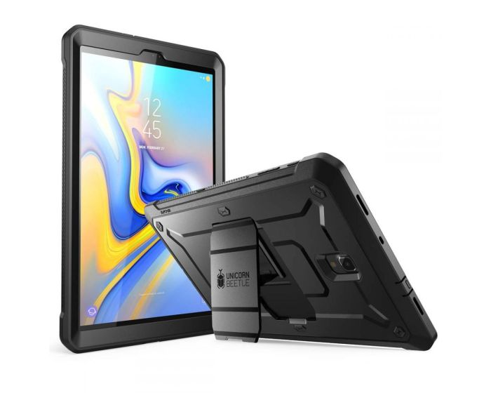 SUPCASE Ανθεκτική Θήκη Unicorn Beetle Pro - Black (Samsung Galaxy Tab A 10.5'')