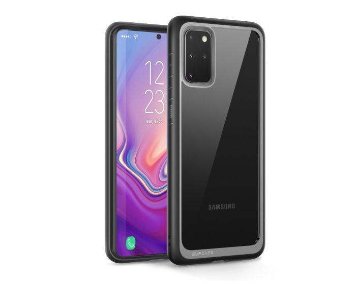 SUPCASE Ανθεκτική Θήκη Unicorn Beetle Style - Clear / Black (Samsung Galaxy S20 Plus)