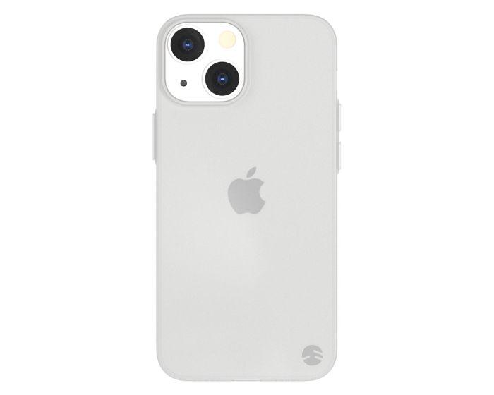 SwitchEasy Ultra Slim 0.35mm Silicone Case (GS-103-207-126-99) Transparent White (iPhone 13 Mini)