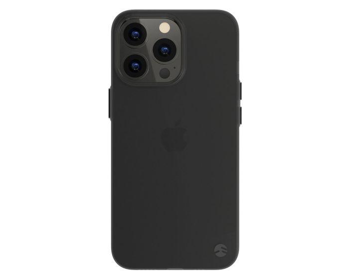 SwitchEasy Ultra Slim 0.35mm Silicone Case (GS-103-209-126-66) Transparent Black (iPhone 13 Pro)