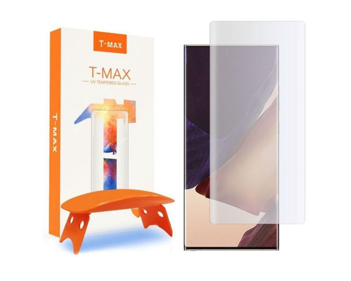 T-MAX Glass (Liquid Dispersion Tech) Full Cover Tempered Glass Screen Protector (Samsung Galaxy Note 20 Ultra)