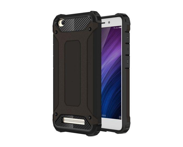 Hybrid Armor Case Black  (Xiaomi Redmi 4A)